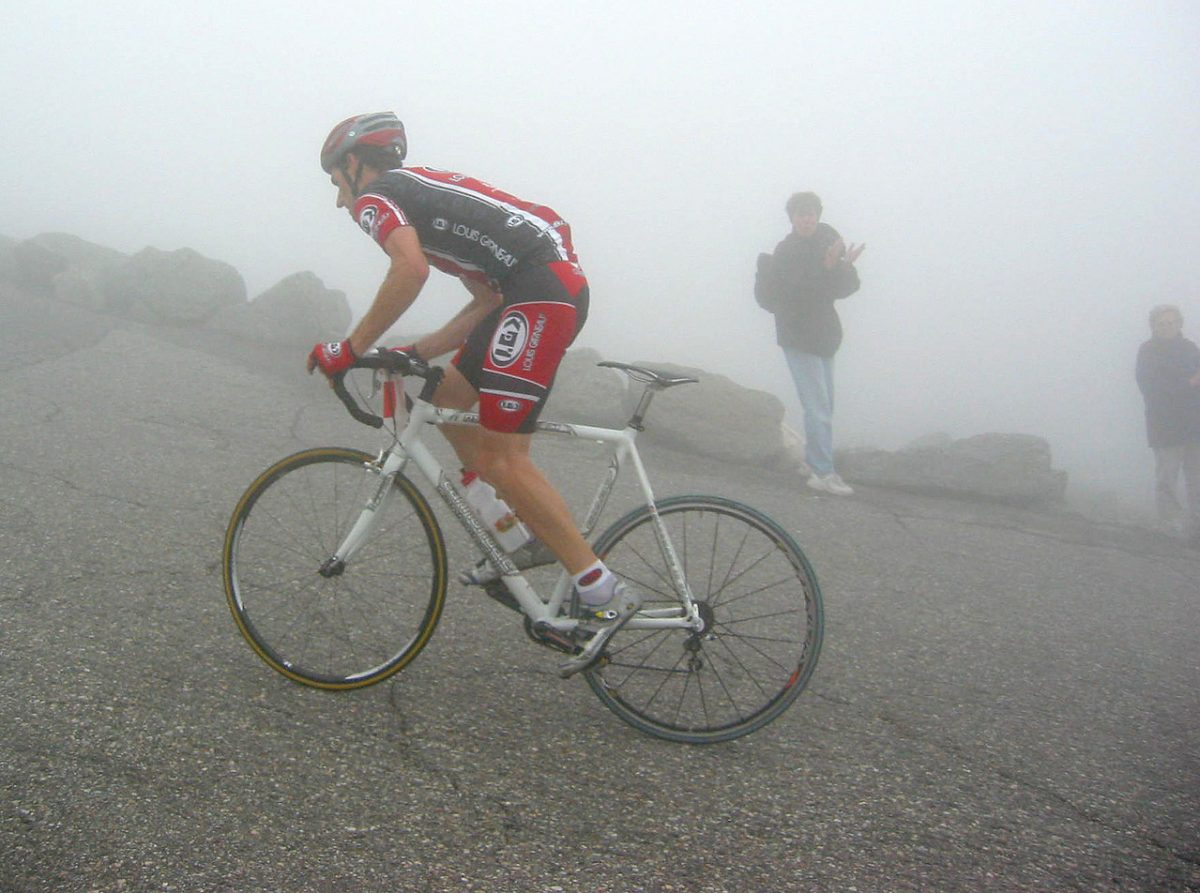 2003 Mt Washington hill climb